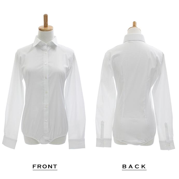 cor  Soft Stretch   Easy Care Bodysuit Shirt  ea6b860a2