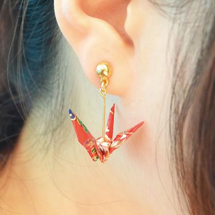 折纸耳环起重机 fs04gm