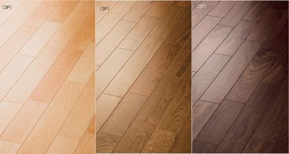 フローリング床大建工業DAIKENダイケンエクオスピュアシルク3P捨張工法戸建用一般床材/WPC床材(天然木)品番 YP7702-□□送料無料(北海道・沖縄県・離島は除きます。)
