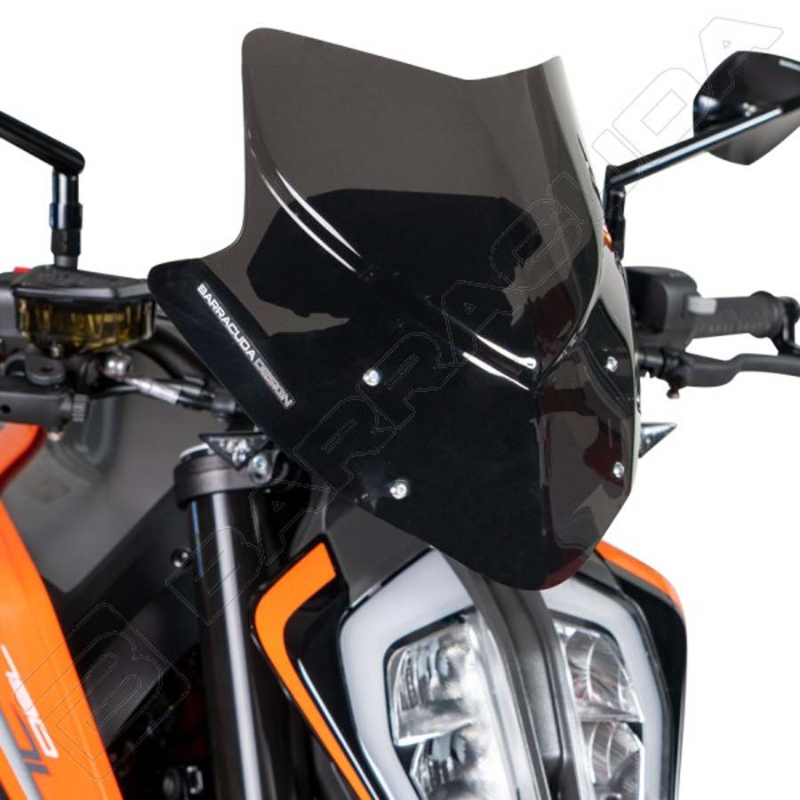 BARRACUDA KTM 790 BARRACUDA DUKE ウインドシールド フライスクリーン | AEROSPORT | AEROSPORT KTM7300-18, 会津本郷町:3ab477bf --- officewill.xsrv.jp