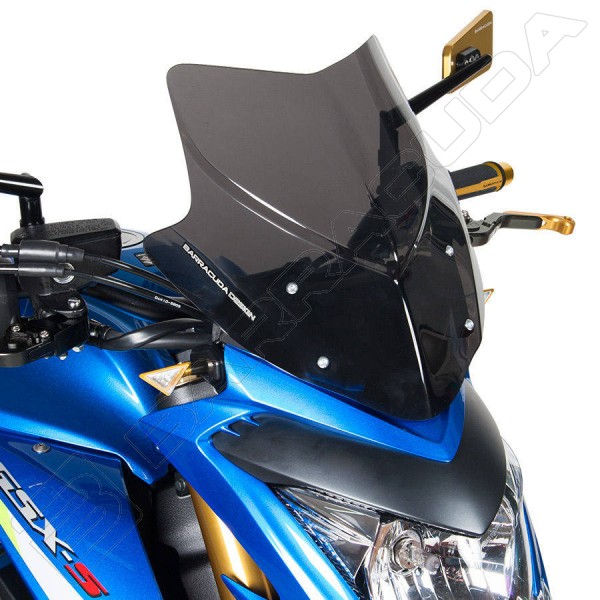 BARRACUDA: BARRACUDA: SUZUKI GSX-S1000 | ウィンドシールド AEROSPORT AEROSPORT | SG1300-15, バースデー:0451122b --- officewill.xsrv.jp