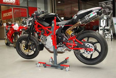 Bike-Tower: Bimota DB6