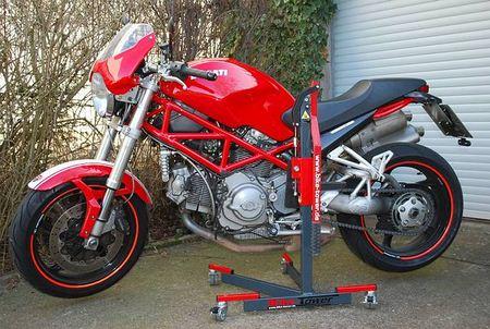 Bike-Tower: Ducati Monster S2R / S4R