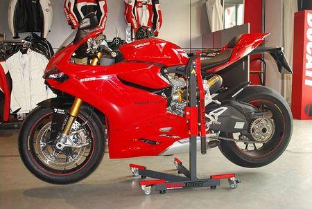 Bike-Tower: Ducati Panigale 1199 / S