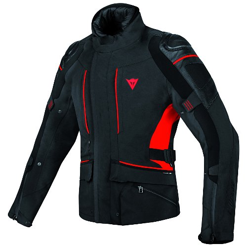 Dainese: D-Cyclone GORE-TEX Jacket ブラック/レッド