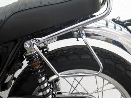 Fehling: バゲージホルダー for Kawasaki W 800