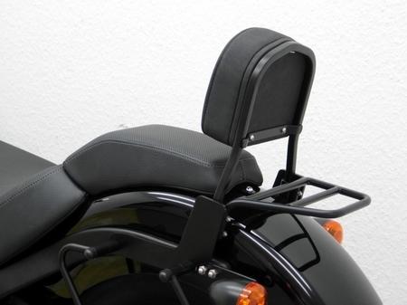 Fehling: シーシーバー スペシャル,サイドプレート ブラック for HD Softail Blackline Black