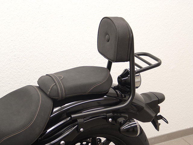 Fehling: シーシーバー パッド、キャリア付き タンデムタイプ for Yamaha BOLT (XV 950 R,VN036)