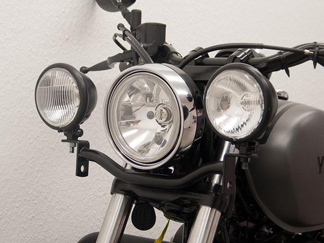 Fehling: アディショナルライト用ステー for Yamaha BOLT (XV 950 R,VN036)