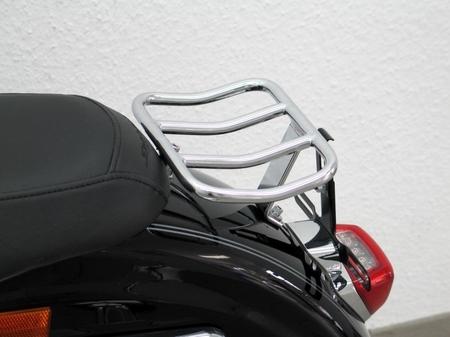 Fehling: リアラック for HD Sportster Custom 1200 (11)