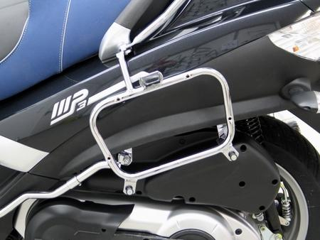 Fehling: サイドケースホルダー for Givi/Kappa Cases for Piaggio MP3 400 ie LT