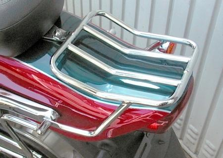 Fehling: リアラック for Suzuki VZ 800 Marauder