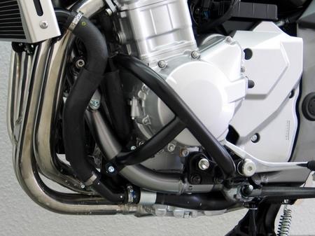 Fehling: エンジンガード ブラック for Suzuki GSF 1250 Bandit schwarz