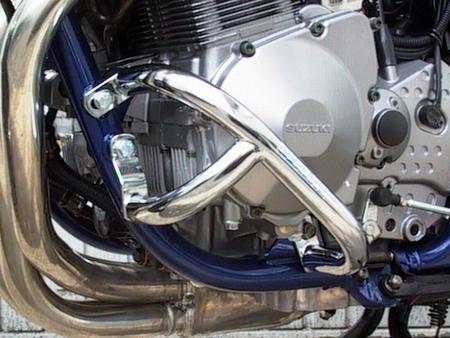 Fehling: エンジンガード for Suzuki GSF 600 Bandit