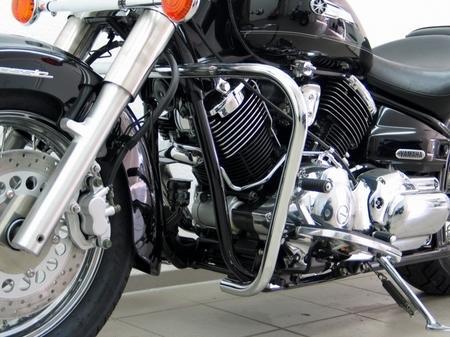 Fehling: プロテクションガード ワンピース 30 mm for Yamaha XVS 1100 Drag Star Classic