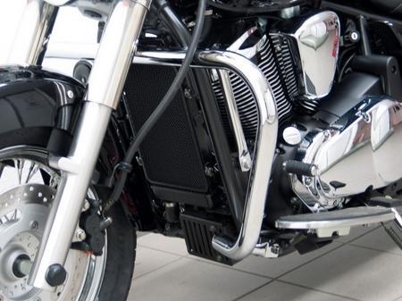 Fehling: プロテクションガード ワンピース 38 mm for Kawasaki VN 900 Classic