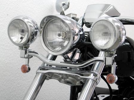 Fehling: ライトバー 後付ヘッドライト用 for Honda VT 1300 CX