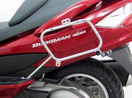 Fehling: サイドケースホルダー for Givi/Kappa Cases for Suzuki AN 400 Burgman(07-)