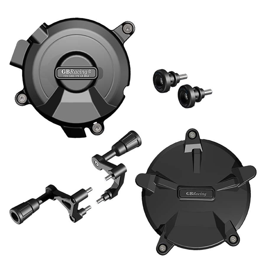 GBRacing: KTM RC8 (2008-2011) / RC8 R (2008-2010) クラッシュプロテクションフルセット   CP-RC8-2008-CS-GBR