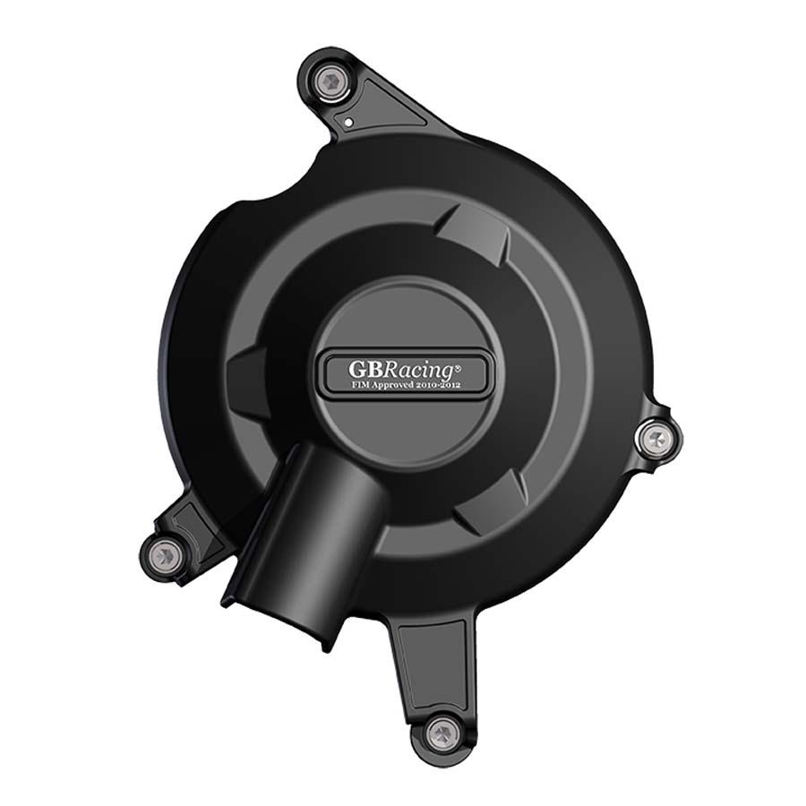 GBRacing TRIUMPH Daytona 675R (2011-2016)/StreetTriple/R(2011-2016)/StreetTriple 765/S,R&RS(2017-2018) ギアボックス/クラッチカバー | EC-D675R-2011-2-GBR