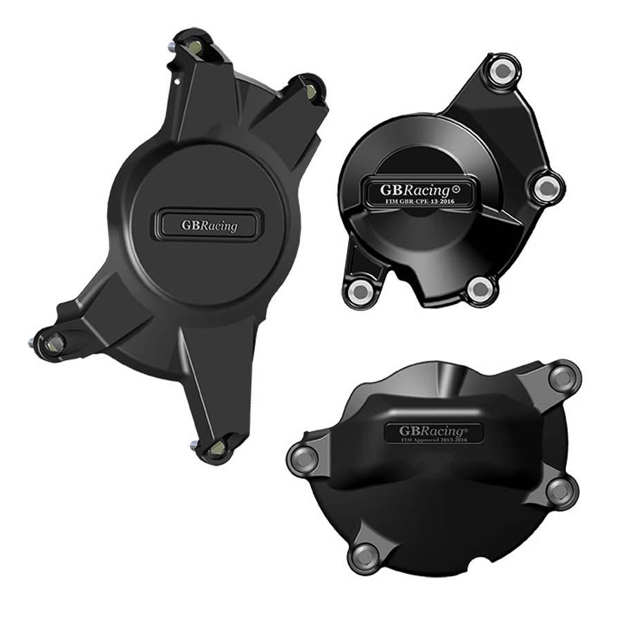 GBRacing SUZUKI GSX-R1000(2009-2016) エンジンカバーセット | EC-GSXR1000-K9-SET-GBR