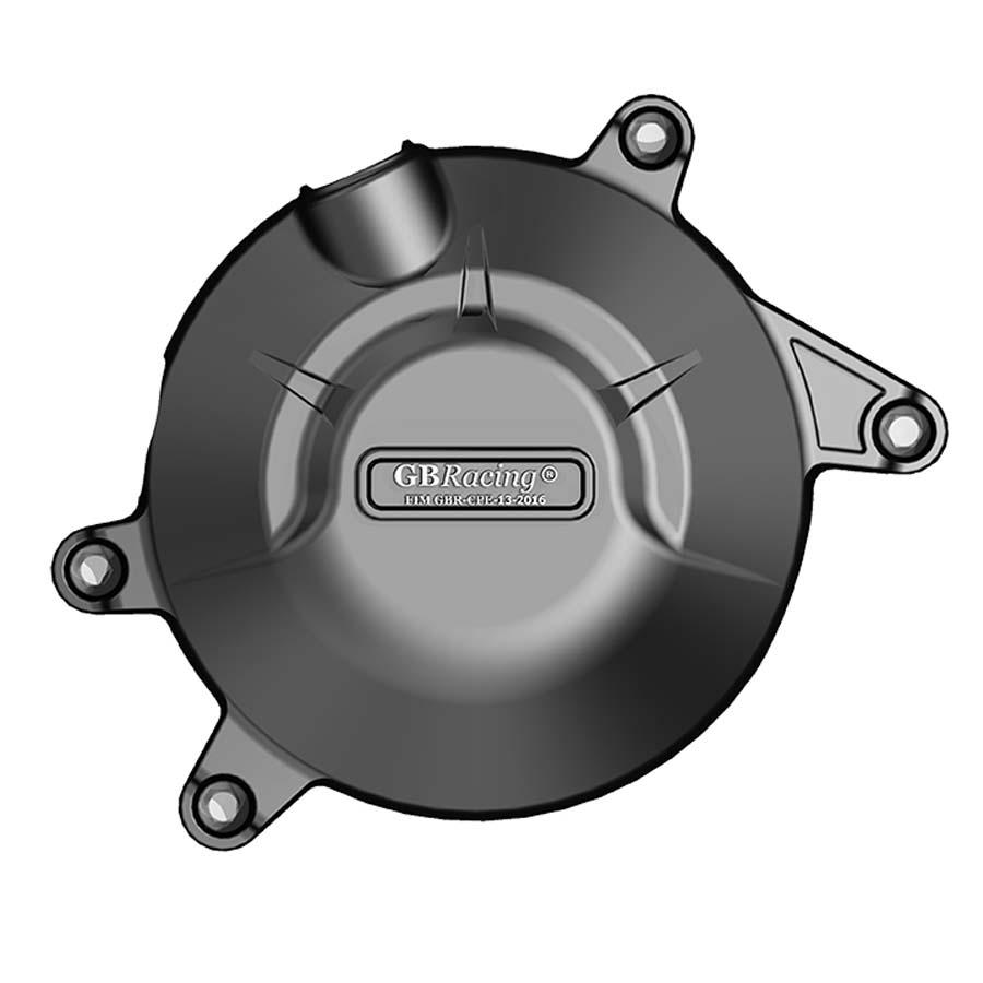 GBRacing HONDA CBR400R/500R (2013-2018)/CB500F(2013-2018) クラッチカバー | EC-CBR500-2013-2-GBR