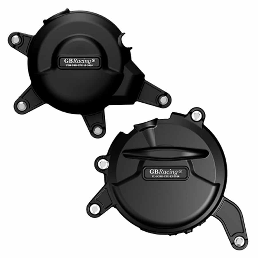 GBRacing KTM RC390 (2017-)/DUKE 390 (2016-) エンジンカバーセット | EC-RC390-2017-SET-GBR