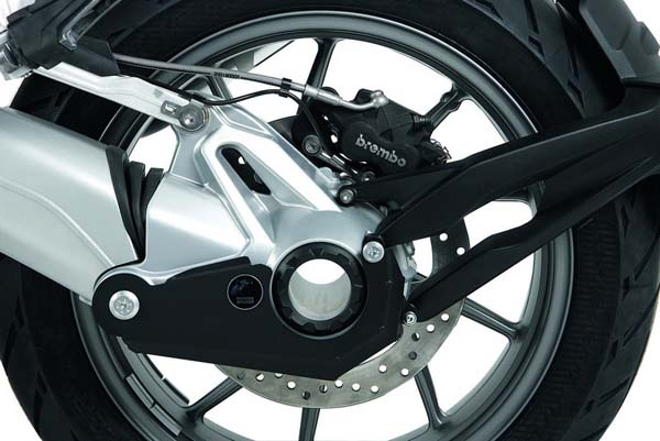 Hepco&Becker リアシャフトプロテクション for BMW R 1200 GS LC from 2013 | 420665-01