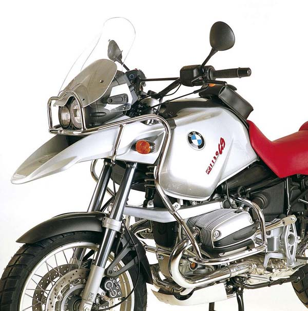 HepcoBecker タンクガードクローム BMW R 1150 GS/Adventure | 502909 00 02