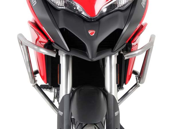 Hepco&Becker タンクガード ステンレス製 Ducati Multistrada 950 from 2017 | 5027552 00 22
