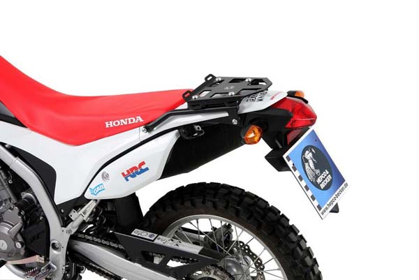 Hepco&Becker ソフトラゲッジ用リアキャリア ミニラック Honda CRF 250 L from 2012 / Rally from 2017 | 650976 01 01
