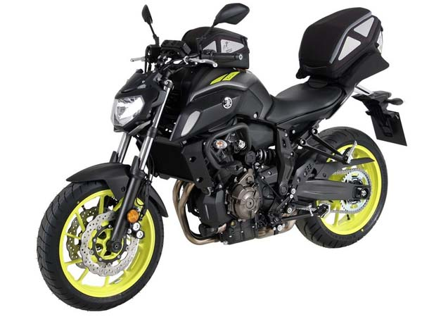 Hepco&Becker リアキャリア SportRack Yamaha MT-07 from 2018 | 6704560 00 01