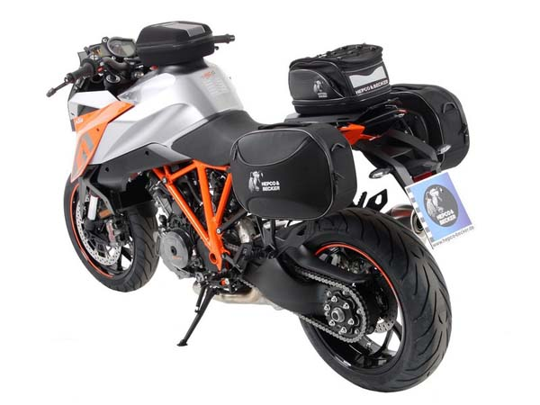 Hepco&Becker リアキャリア SportRack KTM 1290 Super Duke GT from 2016 | 6707541 00 01