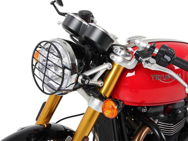 Hepco&Becker ヘッドライトグリル Triumph Thruxton/R from 2016 | 7007542 00 01