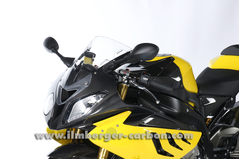BMW S1000RR ('09-'12)Street用 アッパーカウル (one piece)