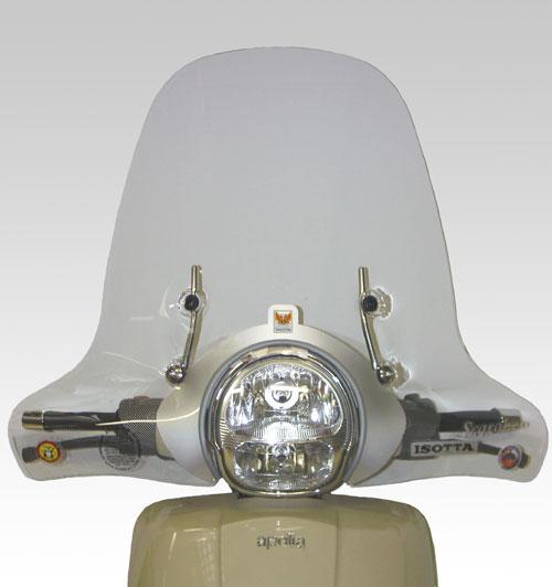 ISOTTA: APRILIA スクーター Scarabeo 500 '2006 - ウインドシールド - エコノミック