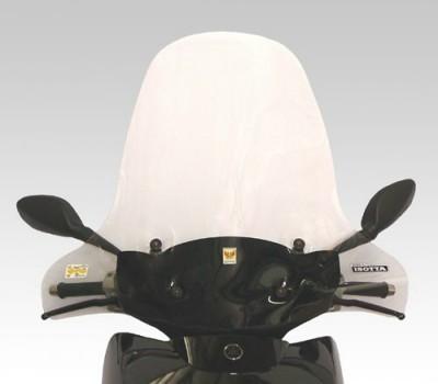 ISOTTA: YAMAHA スクーター Versity 300 - MBK Kilibre 300 '03-06 - ウインドシールド - エコノミック