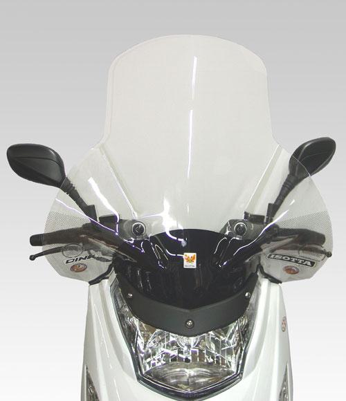 ISOTTA: KYMCO Dink 125 '2007 - ウインドシールド - エコノミック