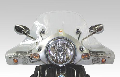 ISOTTA: サマー Cruiser PIAGGIO Beverly Cruiser 250-500 - - ウインドシールド - サマー, 来福商店/靴クリームインソール:8393d4e9 --- officewill.xsrv.jp