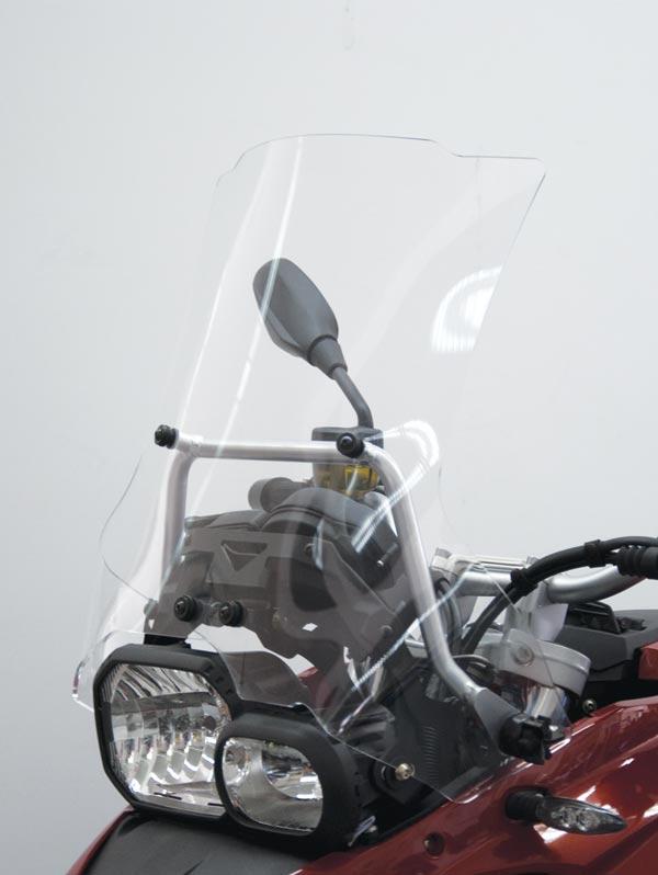 ISOTTA: BMW F700GS アドベンチャータイプ ウインドシールド