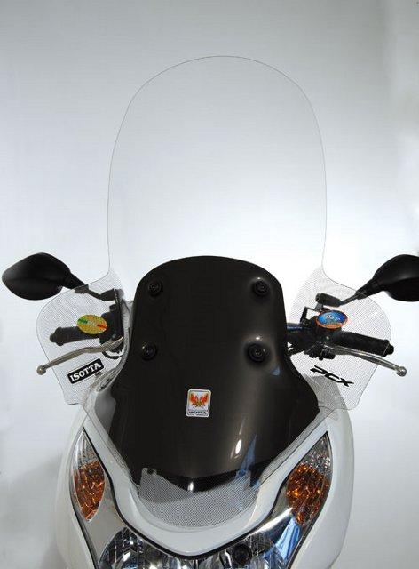 ISOTTA:HONDA スクーター PCX 125 2010-2013 ウインドシールド ハイプロテクション クリア