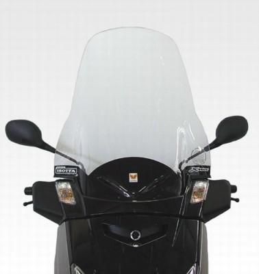 ISOTTA: YAMAHA スクーター X-MAX 250 - ウインドシールド - ハイプロテクション