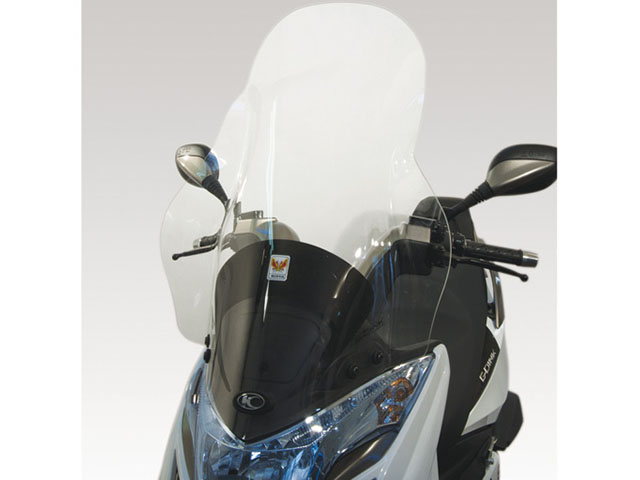 ISOTTA: KYMCO(キムコ) スクーター G-Dink 125-300('12-) ウインドシールド - ハイプロテクション