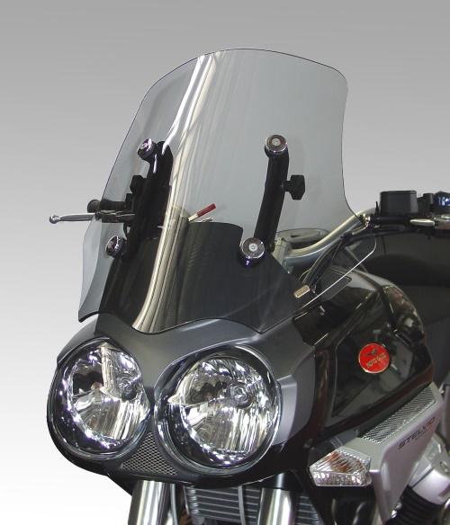 ISOTTA: MOTO GUZZI Stelvio 1200 - ウインドシールド - サマー