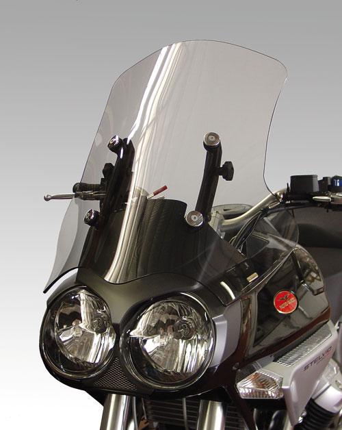 ISOTTA: MOTO GUZZI Stelvio 1200 - ウインドシールド - スタンダード
