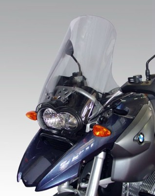 ISOTTA: BMW R1200GS '2004  - ウインドシールド - ハイプロテクション (+8cm)