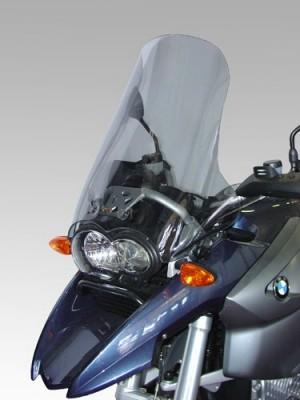 ISOTTA: BMW R1200GS '2004  - ウインドシールド - エキストラ ラージ (+12cm)