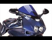 Powerbronze: エアフロー スクリーン for HONDA Powerbronze: VTR1000 エアフロー FIRESTORM for ライト ティント, Pont de Chalons:4aa81bee --- officewill.xsrv.jp