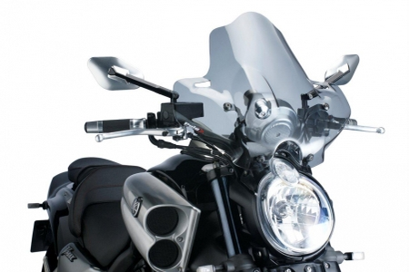 Puig: Naked New Generation V-MAX YAMAHA V-MAX YAMAHA 09'-11' New スモーク, 好日山荘Webショップ:d4a7d3a3 --- officewill.xsrv.jp
