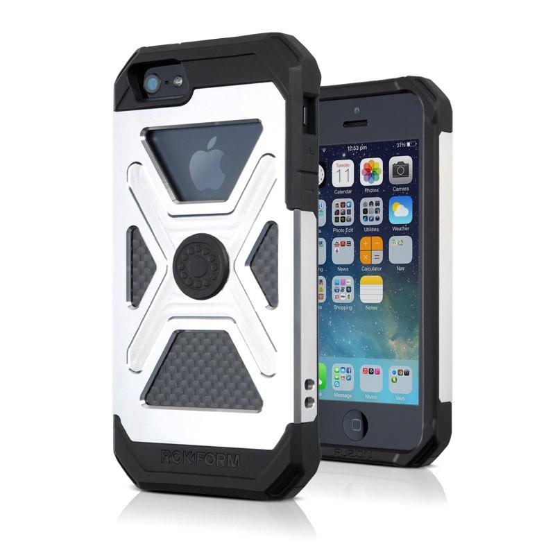 ROKFORM(ロックフォーム): iPhone 5/5s FUZION5 アルミニウムケース アルミニウム